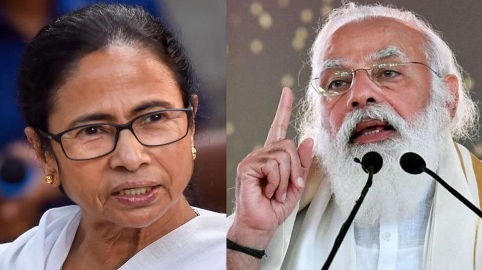 West Bengal Election 2021 PM Narendra Modi Rally In Kolkata Mamata Banerjee  roadshow in Siliguri Darjeeling BJP TMC | West Bengal में आज PM Modi और  सीएम Mamata Banerjee की टक्कर, करेंगे