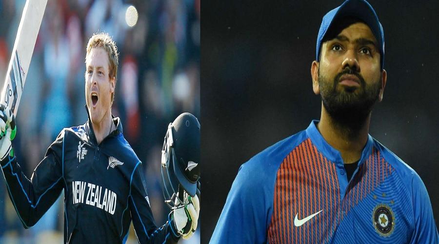 ताबड़तोड़ पारी खेल मार्टिल गुप्टिल ने तोड़ डाले Rohit Sharma के कई रिकॉर्ड