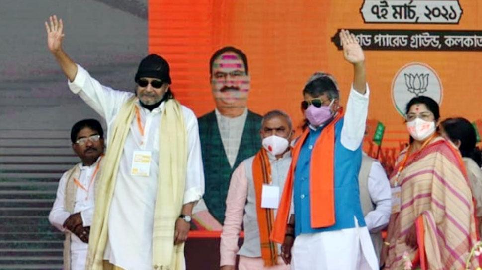 Exclusive: बंगाल में लड़ेंगे चुनाव? Mithun Chakraborty बोले- हम फिल्मी कलाकार, पिक्चर अभी बाकी...