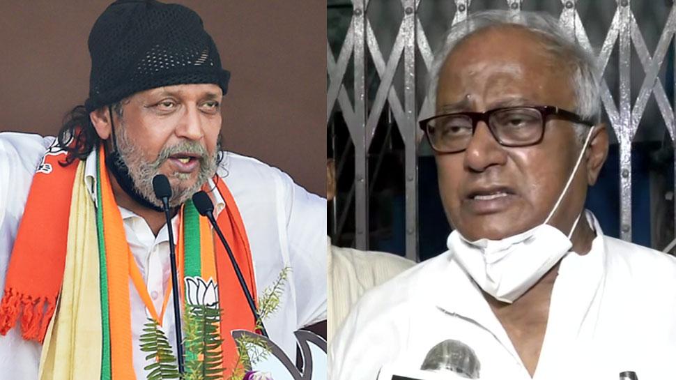 BJP ज्वॉइन करते ही TMC ने Mithun Chakraborty को बताया नक्सली, कहा- वो आज के नहीं, अतीत के स्टार