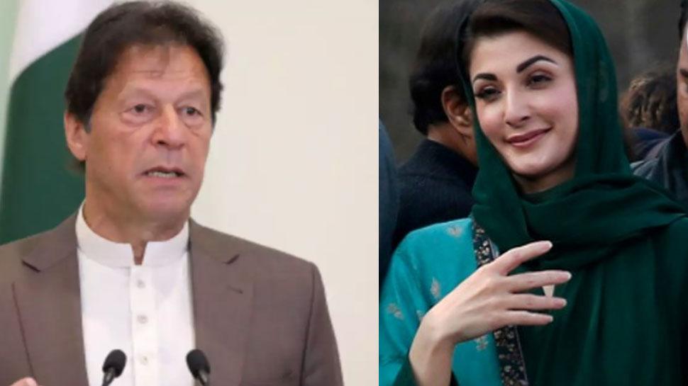 PAK: खुफिया एजेंसी की मदद से Imran Khan ने बचाई सत्ता, मरियम बोलीं- टाइम हुआ ओवर