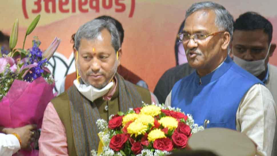 तीरथ सिंह रावत बने उत्तराखंड के 11वें मुख्यमंत्री, PM मोदी ने दी बधाई