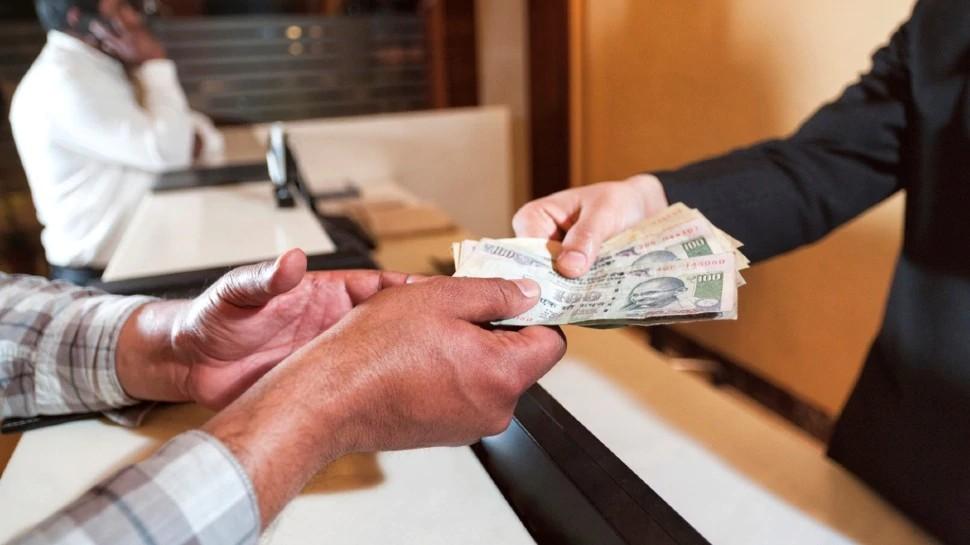बढ़े हुए महंगाई भत्ते का भुगतान
