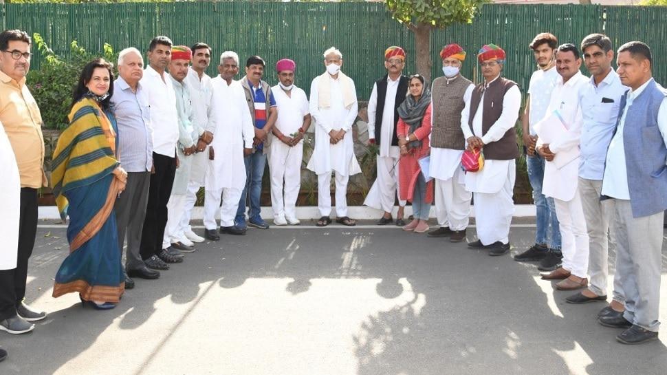 Rajasthan News: Gehlot सरकार ने भरा पंचायतों का पिटारा, 2806 करोड़ की राशि जारी