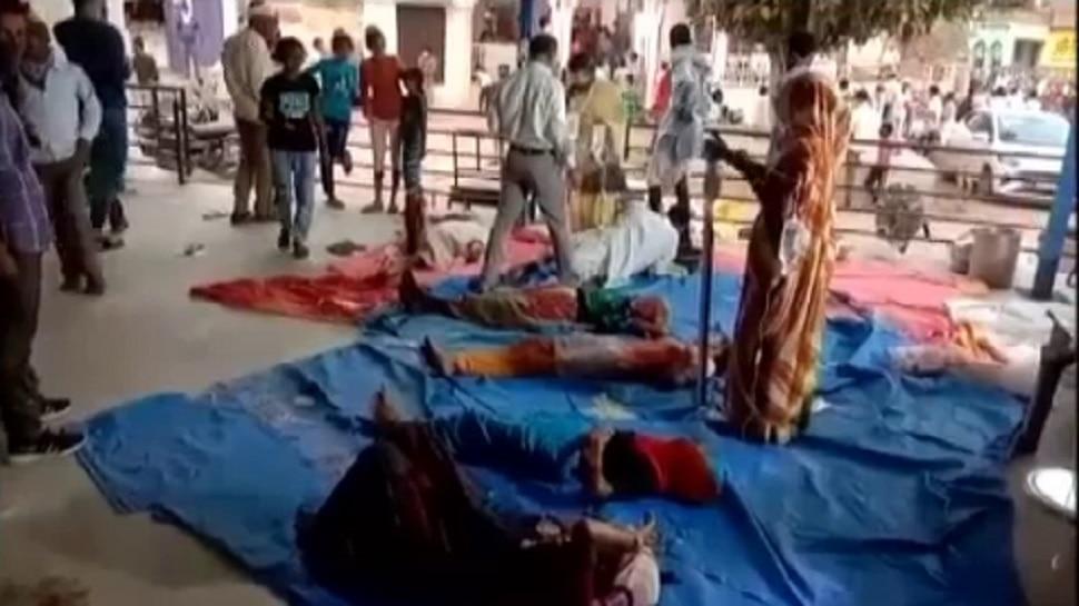 Rajasthan में फूड पॉइजनिंग का 'कहर', 130 लोगों की तबीयत बिगड़ी
