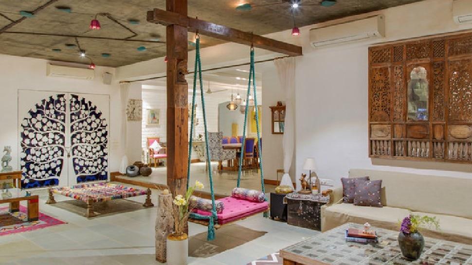 Irrfan Khan beautiful house
