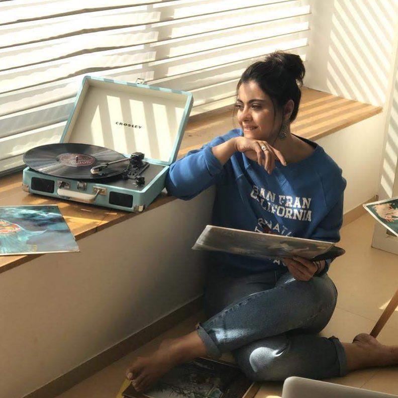 Ajay devgn used minimal colours in home