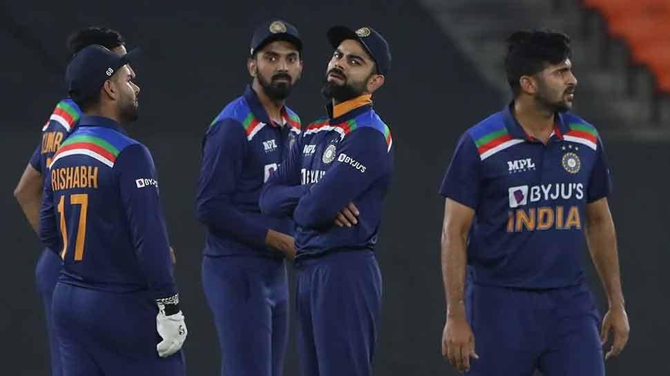 Team India wrong Playing XI Selection