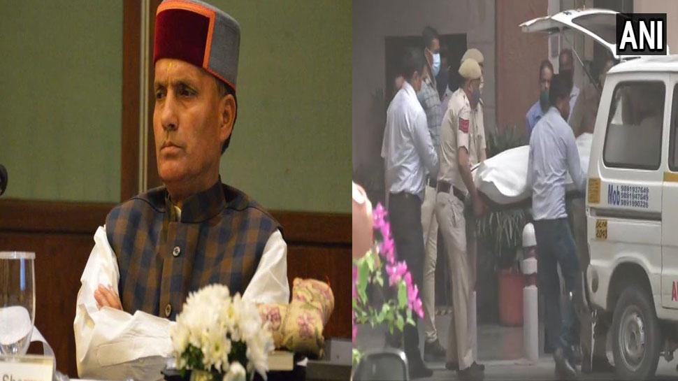 'लंबे समय से चुप थे पंडित रामस्वरूप शर्मा', इस मंत्री ने बताई वजह