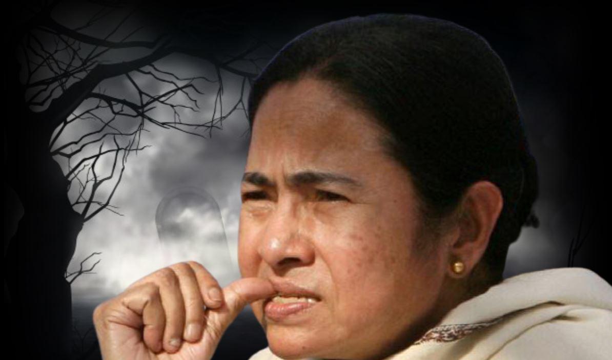 ममता बनर्जी का रोना: पहले सीपीएम और अब बीजेपी कर रही है मारपीट