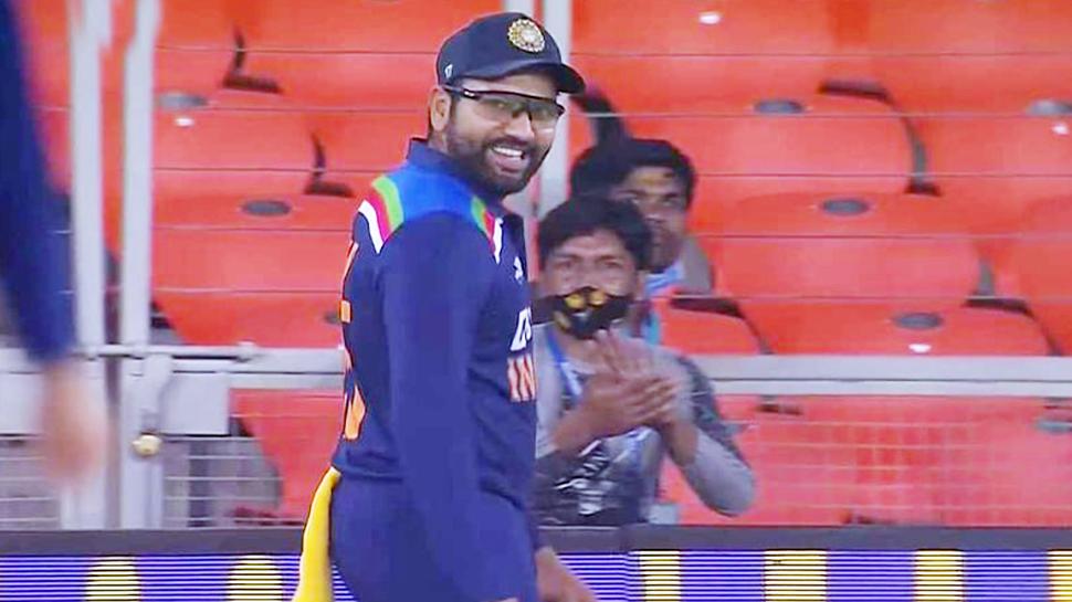 Ind vs Eng: 4 ओवर की कप्तानी में हिट साबित हुए 'हिटमैन' Rohit Sharma, हार के जबड़े से छीन ली जीत