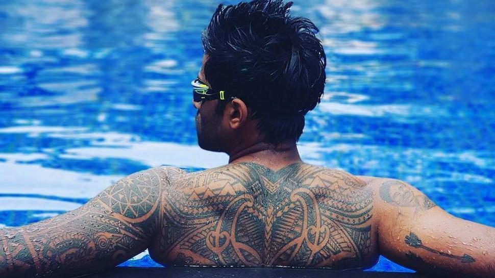 Suryakumar Yadav Tattoo   Athletes Tattoos   KreedOn