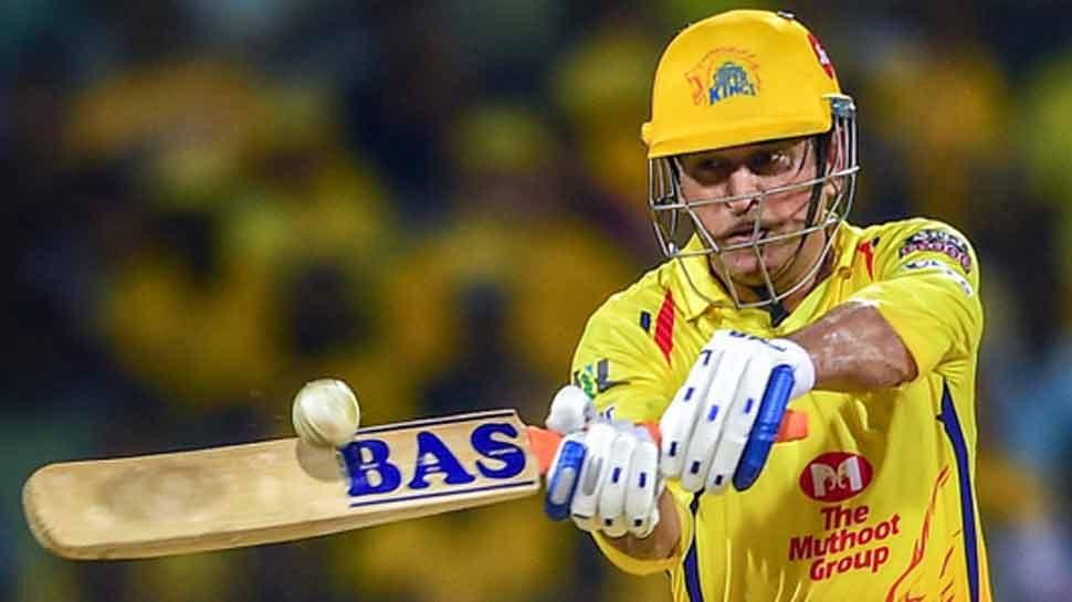 IPL 2021: MS Dhoni hits 114 metre long six during net session in Chennai,  video went viral   IPL 2021: MS Dhoni ने लगाया 114 मीटर का लंबा छक्का,  देखिए Viral Video   Hindi News,