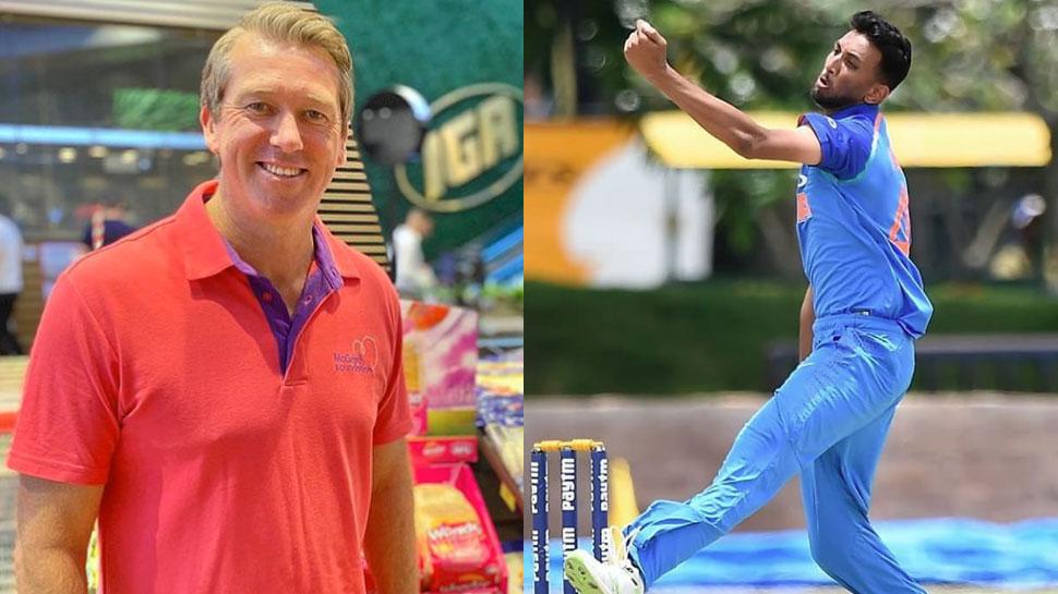 IND vs ENG ODI Series: Team India में Select होने पर Prasidh Krishna को Glenn McGrath ने दी मुबारकबाद