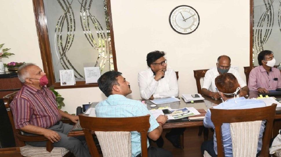 Rajasthan में सड़क सुरक्षा के लिए मुख्य सचिव की बैठक, दिए ये निर्देश