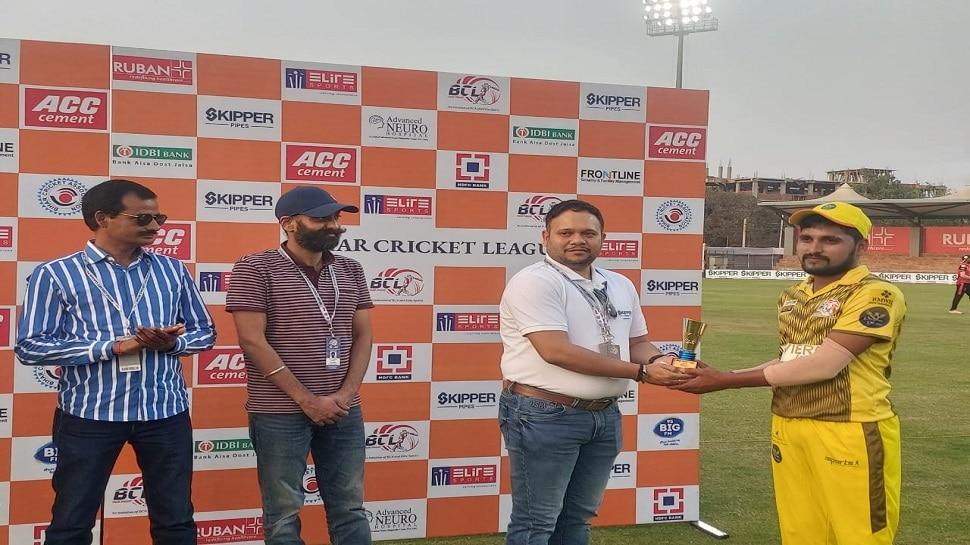 Bihar Cricket League 2021: हिमांशु की हैट्रिक से फाइनल में पहुंचा पटना पायलट्स, अंगिका एवेंजर्स को 17 रनों से दी मात