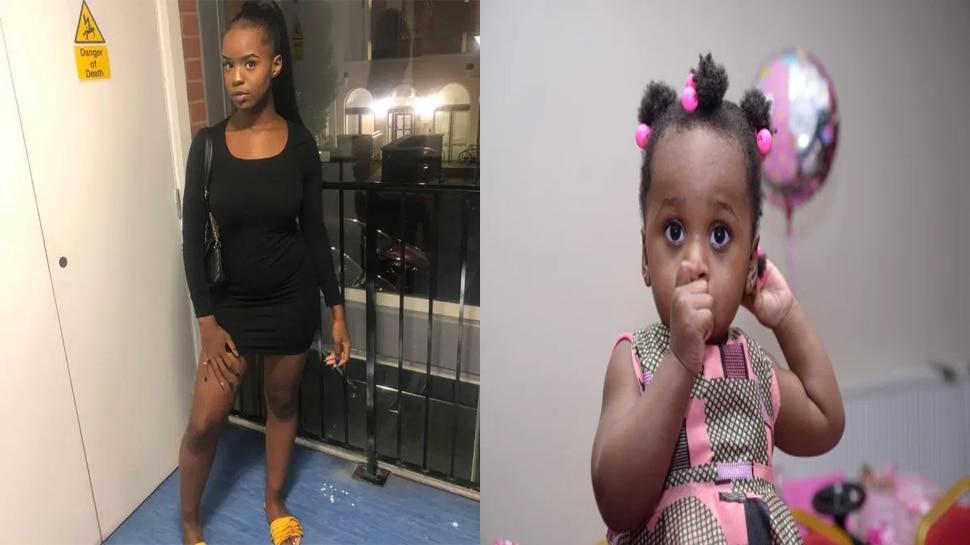 बेटी को घर में छोड़ पार्टी करने गई मां 6 दिन बाद लौटी, दम तोड़ चुकी थी मासूम