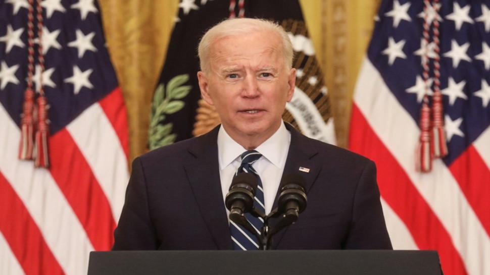 Afghanistan के राष्ट्रपति की जगह Pakistan के पूर्व आर्मी चीफ का नाम ले बैठे Joe Biden, अब उड़ रहा मजाक