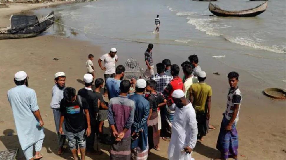 Rohingya Case: केंद्र ने Supreme Court में कहा- देश अवैध शरणार्थियों की राजधानी नहीं बन सकता