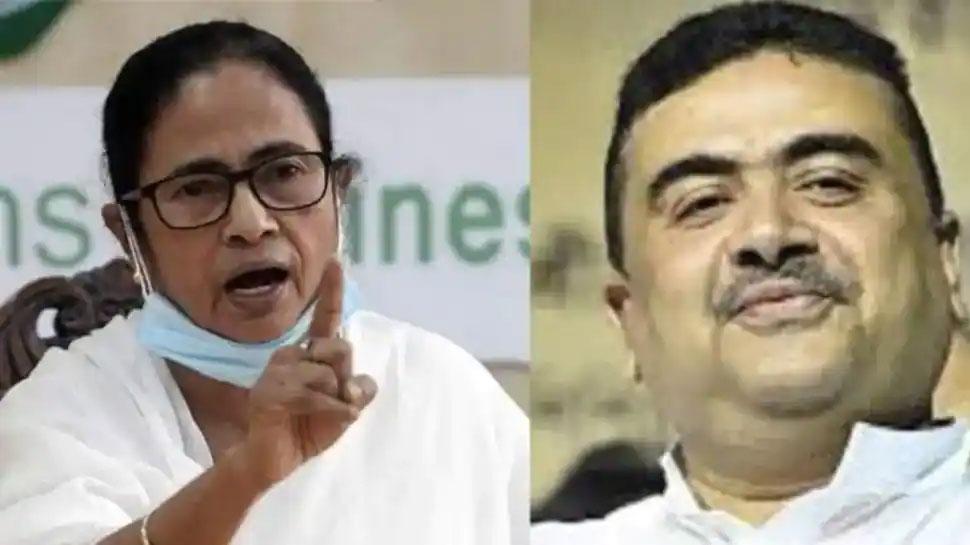 West Bengal Poll: ममता सत्ता में आईं तो बंगाल बन जाएगा 'मिनी पाकिस्तान' बोले Suvendu Adhikari