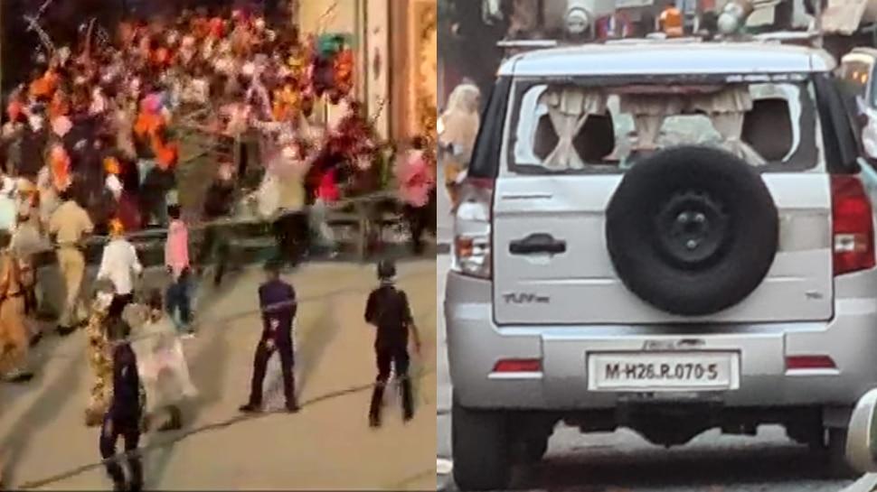 Maharashtra: Three Policemen Injured In Clash Near Nanded Gurudwara During 'Hola Mohalla' Celebrations