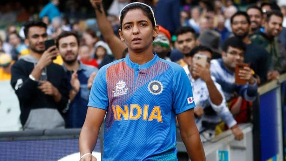 भारतीय महिला टी-20 क्रिकेट टीम की कप्तान Harmanpreet Kaur हुईं Coronavirus Positive