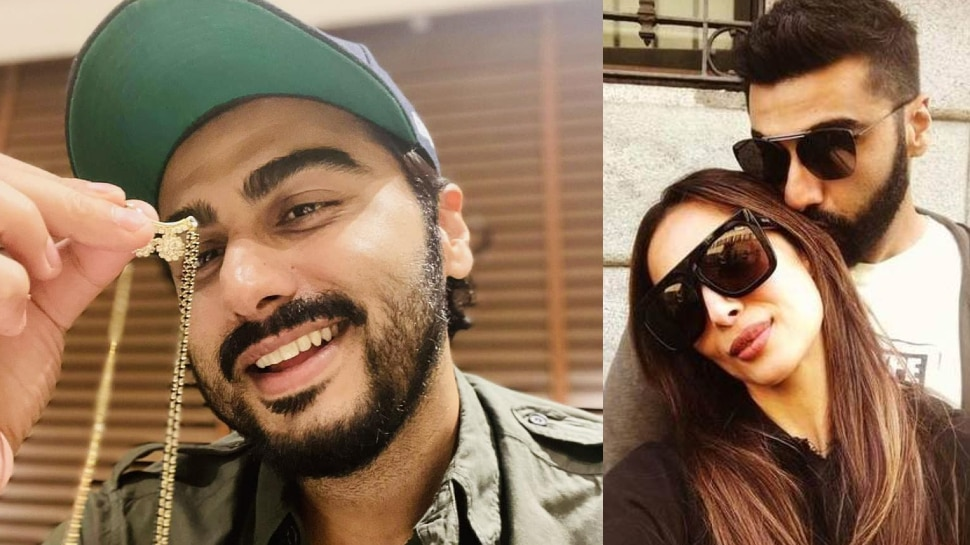 Arjun Kapoor ने Malaika Arora छोड़ किसी और के लिए हाथ में उठाया मंगलसूत्र