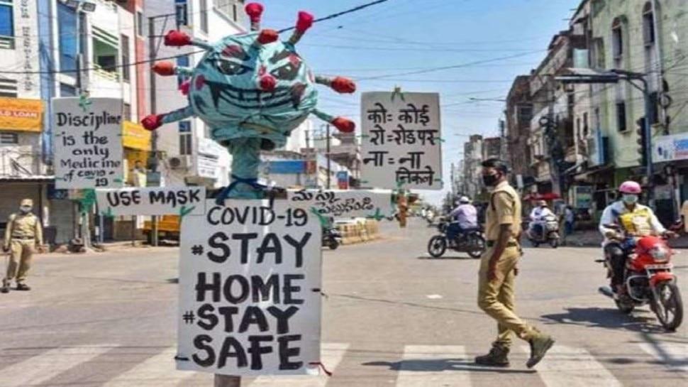 Corona update of Madhya Pradesh and Chhattisgarh complete lockdown imposed  in Durg district brmp | मध्य प्रदेश-छत्तीसगढ़ में कोरोना का कहर तेज, MP में  रिकॉर्ड 2,777 मामले, यहां 6 से 14 अप्रैल