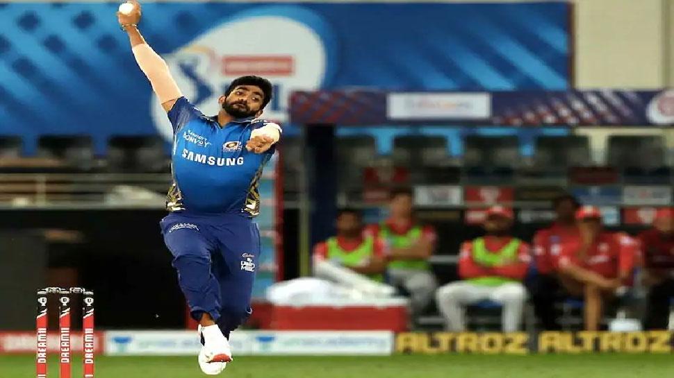 IPL 2021: शादी के बाद Jasprit Bumrah की ताबड़तोड़ वापसी, घातक यॉर्कर से उड़ा दी विकेट