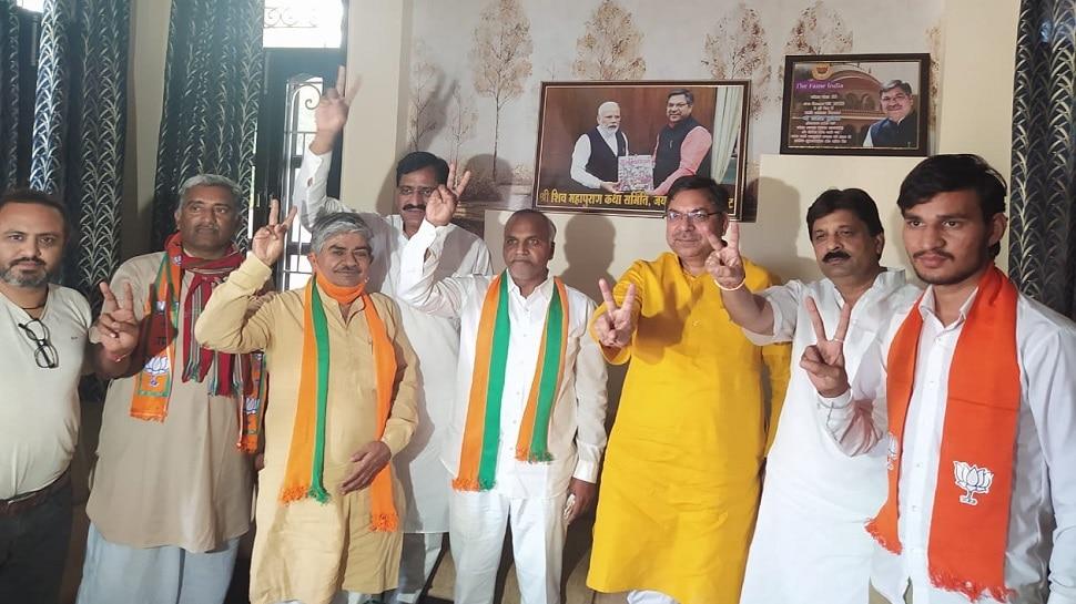 खत्म हुआ Ladu Lal Pitliya का सियासी ड्रामा, घर से निकल पाए तो मांगेंगे BJP के लिए वोट