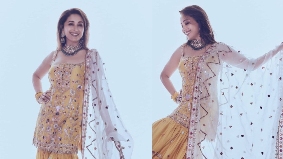 Madhuri Dixit photos loved by ans