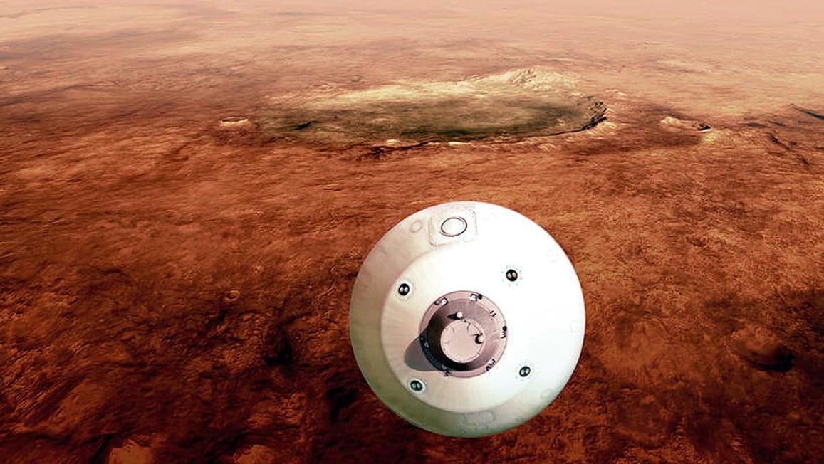 NASA ने बताया, धरती की तरह मंगल भी भूकंप से कांपता है