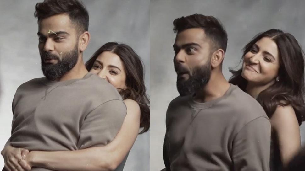 Anushka Sharma lifts Virat Kohli, people watching VIDEO said – Shaktimaan Ultra Pro Max