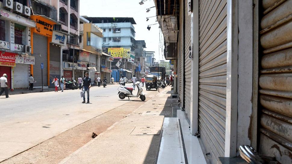 10-days lockdown announced in Raipur city, know what open and what will be  closed   कोरोना: Chhattisgarh की राजधानी Raipur में 10 दिन के Lockdown का  ऐलान, जानें क्या खुलेगा और क्या