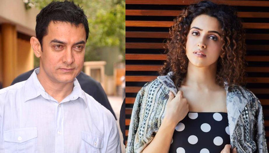 'दंगल' फेम सान्या मल्होत्रा को आमिर खान नहीं लगते मिस्टर परफेक्शनिस्ट, फैंस रह गए हैरान