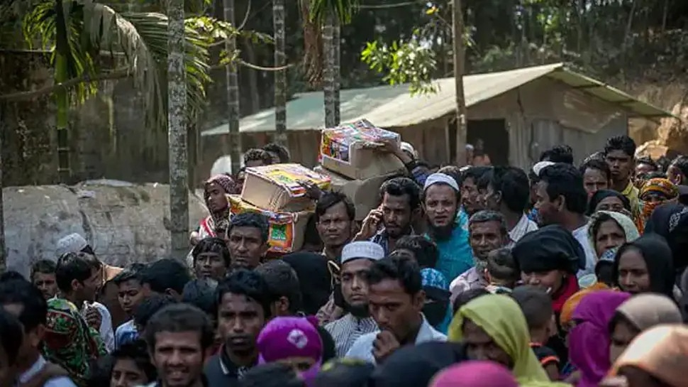 India ଛାଡିବେ Rohingya; ପୁଣି ଫେରିଯିବେ Myanmar