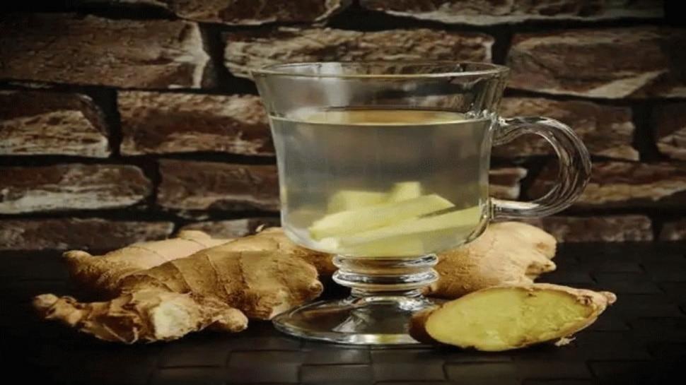 Ginger water benefits: डायबिटीज से डाइजेशन तक, कई फायदों वाला है अदरक का पानी