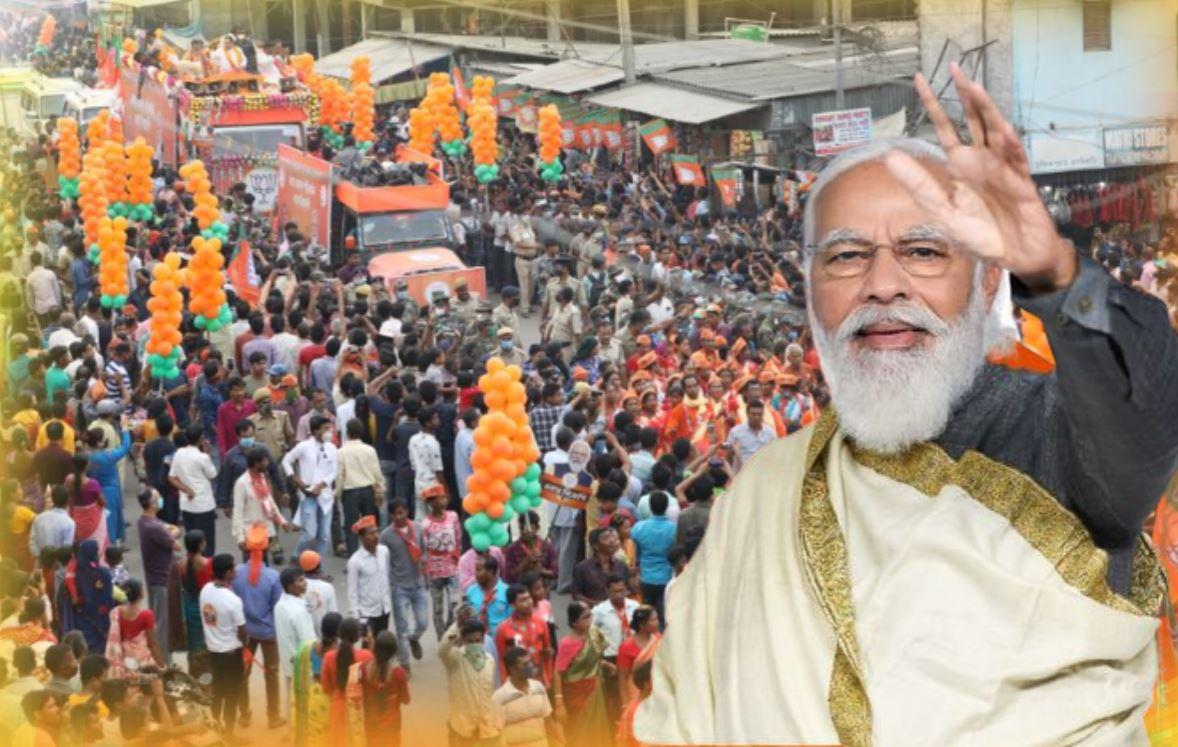 West Bengal Election: सिलीगुड़ी और कृष्णानगर में गरजेंगे पीएम मोदी