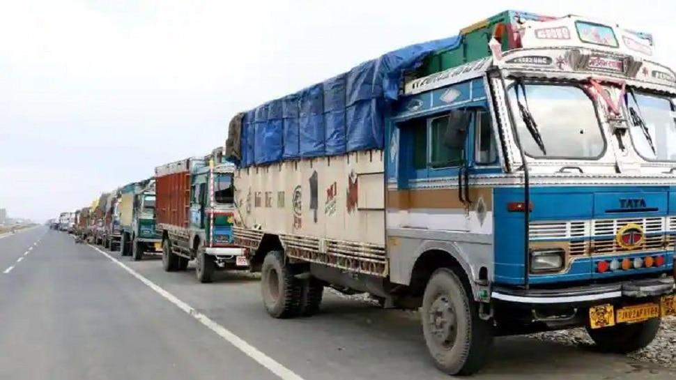 बिहार में राशन घोटाले का भंडाफोड़, एक नंबर प्लेट पर कई ट्रक कर रहे थे 'हेराफेरी'
