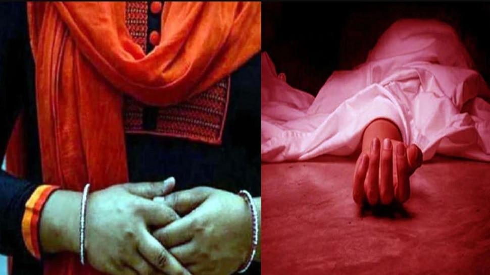 Ramgarh: मौसेरे देवर की खातिर बीवी ने की बेवफाई, प्रेमी के साथ रेत डाला पति का गला