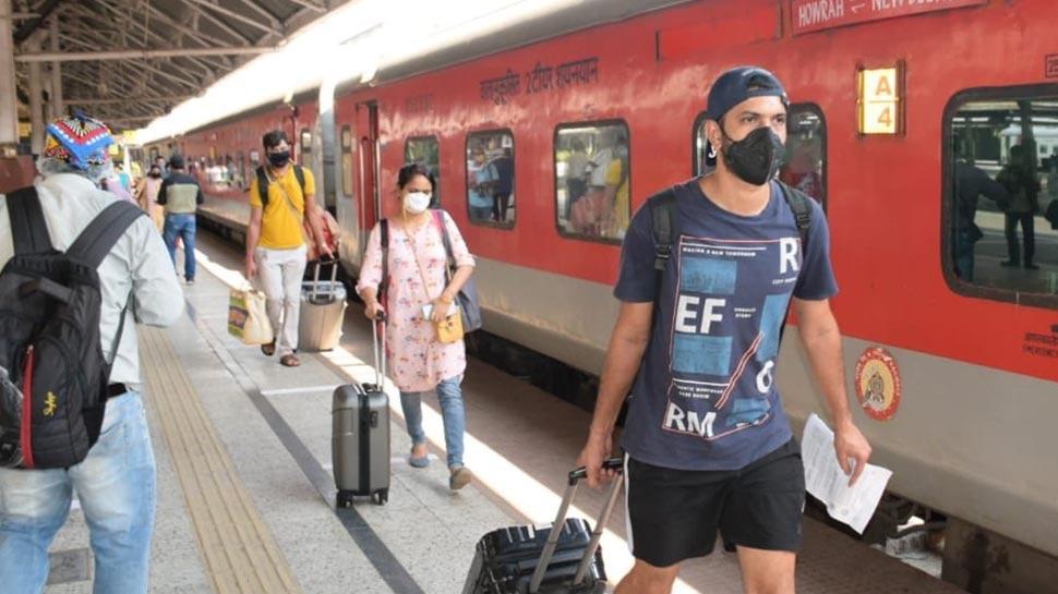 ट्रेन में सफर के लिए Corona Negative Report जरूरी? Indian Railways ने दिया हर सवाल का जवाब