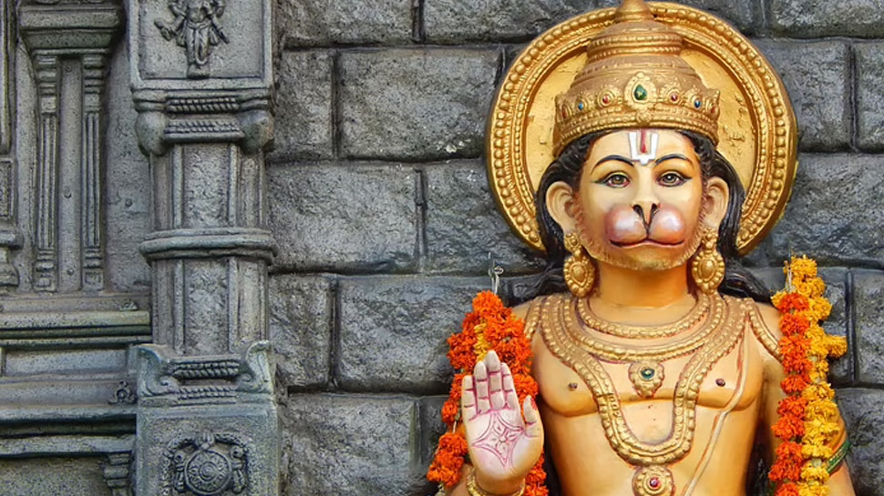 Hanuman was born on the hills of Tirumala