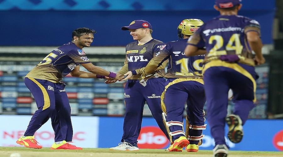 KKRvsSRH IPL 2021: KKR ने की धमाकेदार शुरुआत, हैदराबाद को 10 रन से हराया