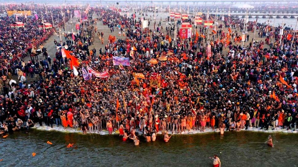 Mahakumbh 2021: महंत नरेंद्र गिरि सहित कई संत Corona संक्रमित, हर की पैड़ी पर श्रद्धालु नहीं कर सकेंगे स्नान