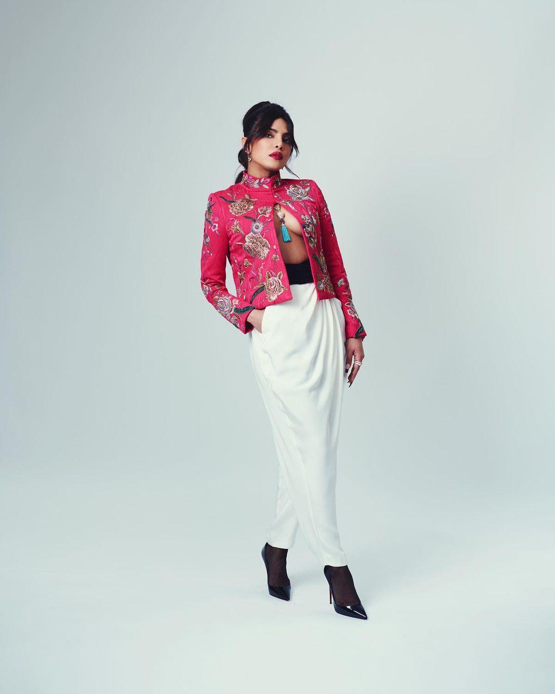 Priyanka Chopra New Look