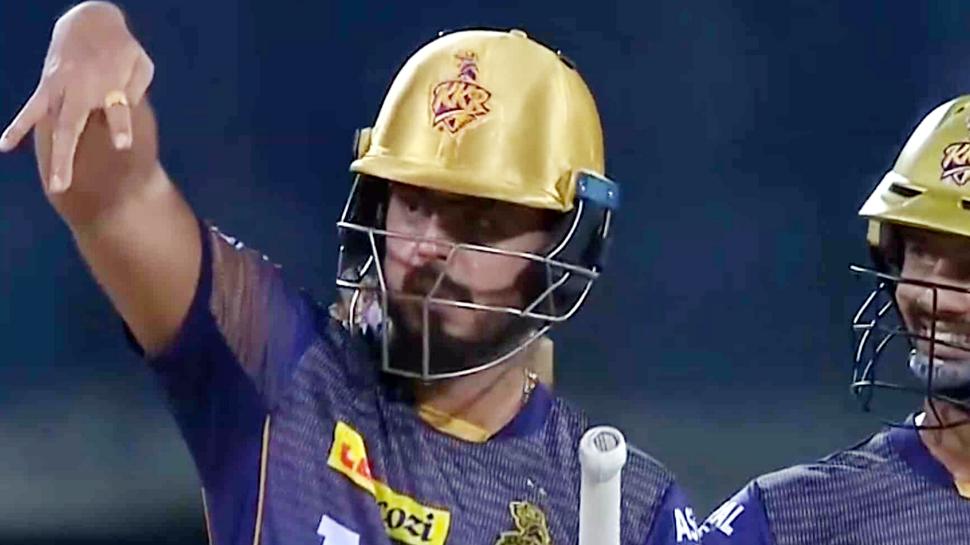 IPL 2021: तूफानी फिफ्टी के बाद Nitish Rana ने क्यों दिखाई अपनी रिंग? ये है वजह