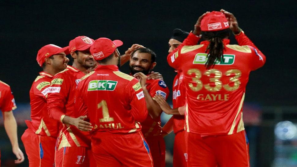 IPL 2021: रोमांचक मैच में 4 रनों से जीता पंजाब, सैमसन का शतक गया बेकार