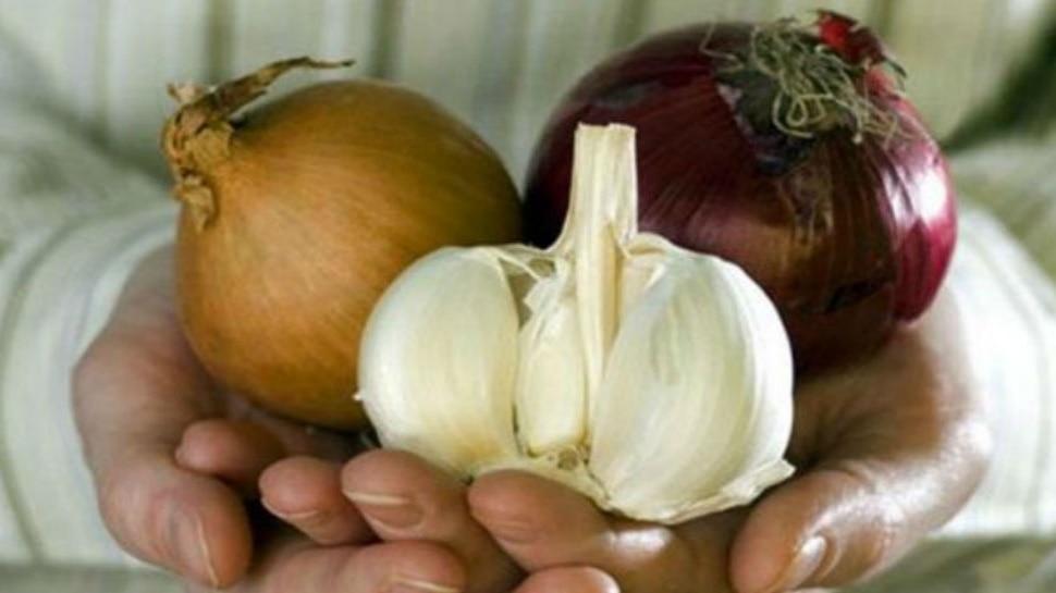 onion garlic is impure