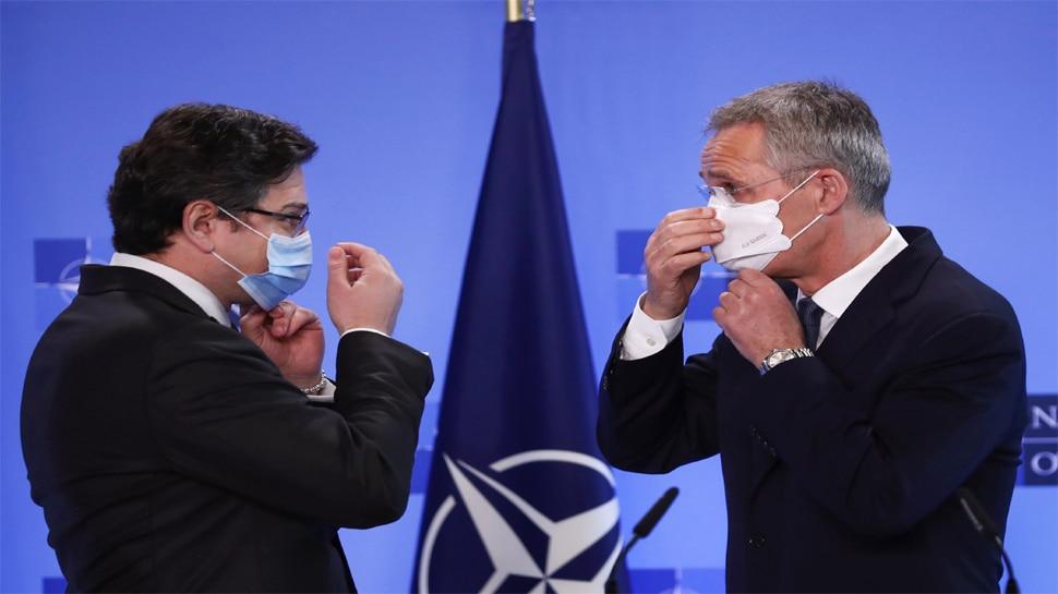 NATO is stand with Ukraine