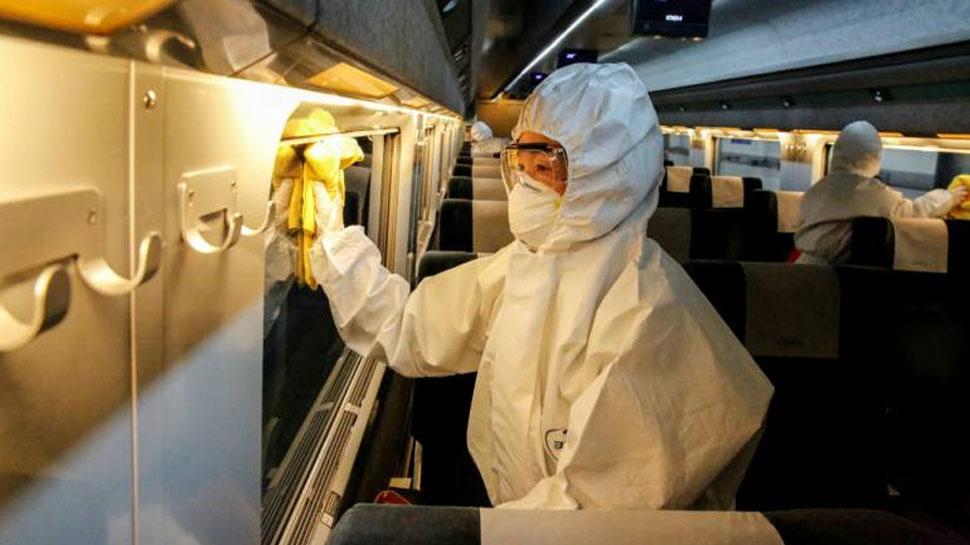 Coronavirus छूने से नहीं फैलता, US की नई रिसर्च में दावा